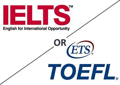 Apa itu TOEFL, Tes TOEFL dan IELTS, IELTS dan TOEFL, Perbedaan TOEFL dan IELTS | englishforlearning.wordpress.com
